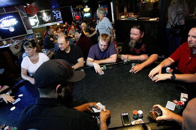 Highland poker tour