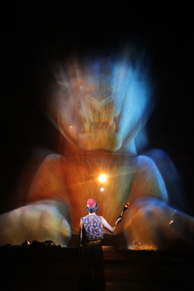 Tuacahn S Aladdin Brings 3 D Magic To Live Stage In Utah