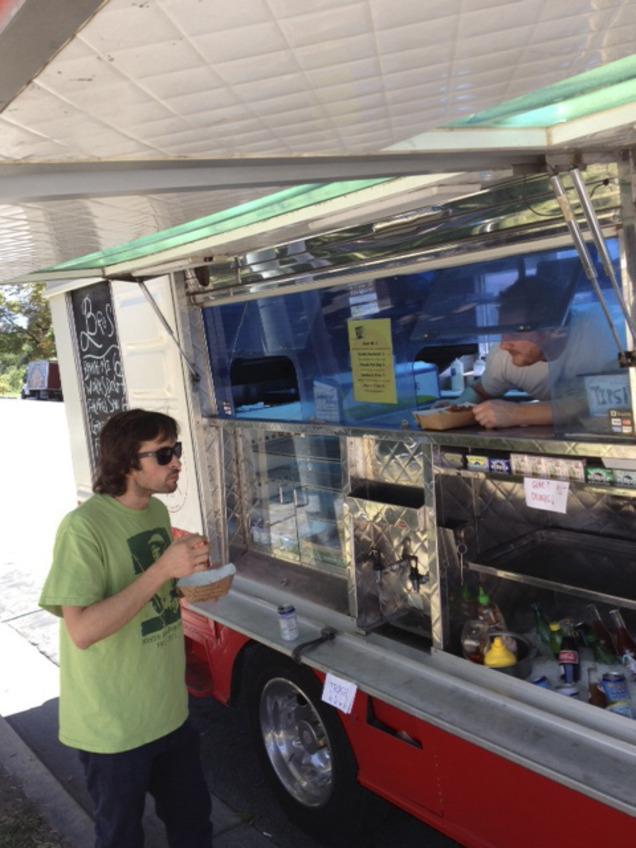 Vegan Food Truck Utah