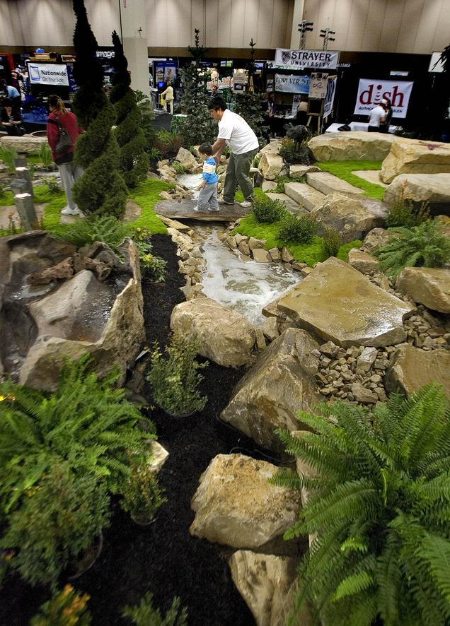 Food Briefs Home Garden Show Includes Food Network