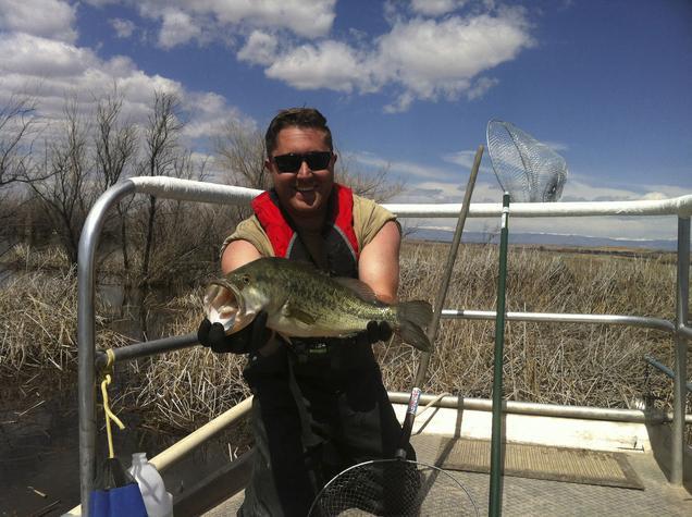 Biologists offer top fishing spots in utah now salt lake for Best fishing in utah