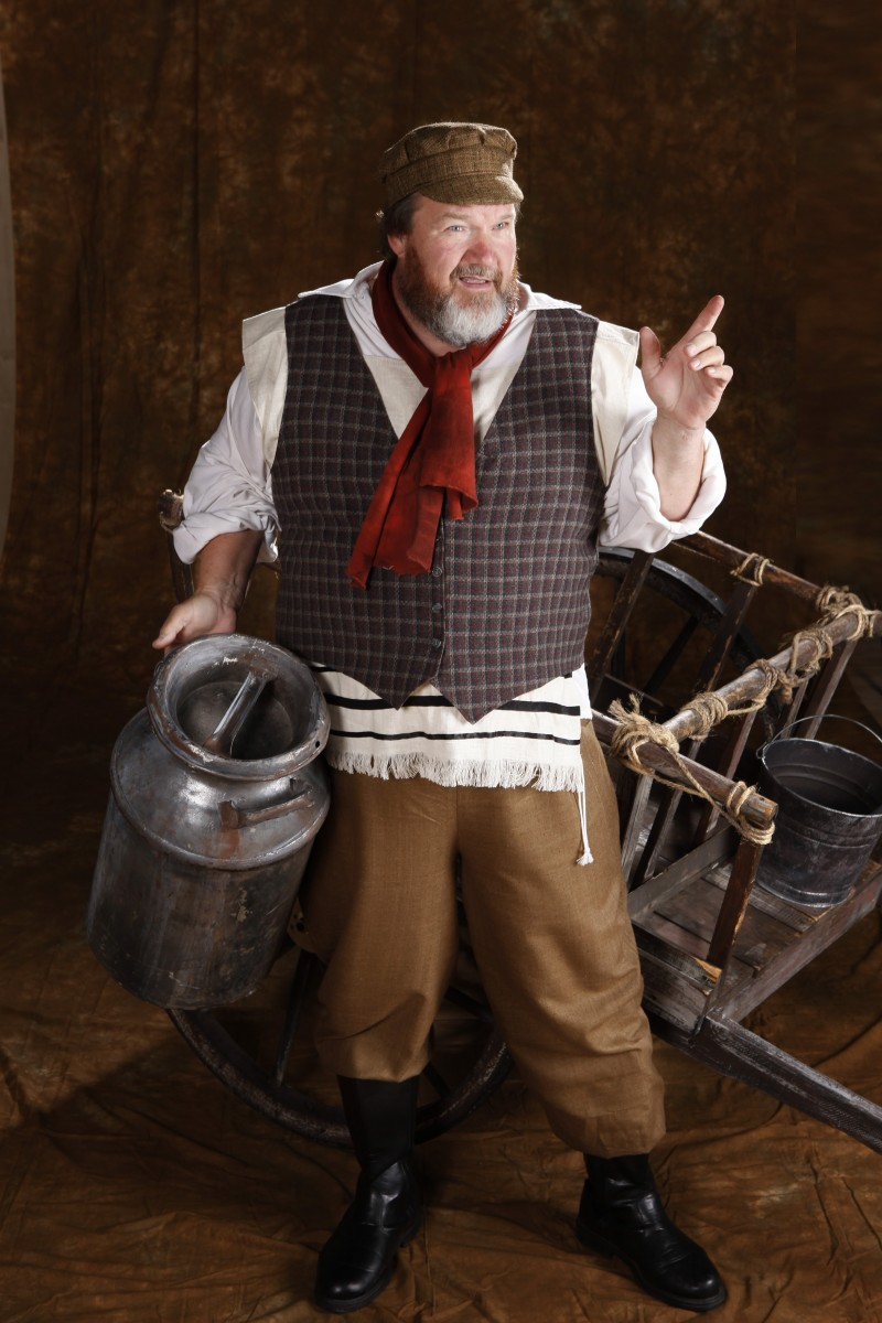 Fiddler On The Roof At Centerpoint Legacy Theatre In