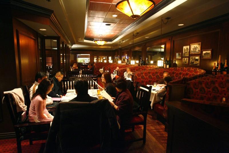 Spencer S For Steaks And Chops In Salt Lake City Utah