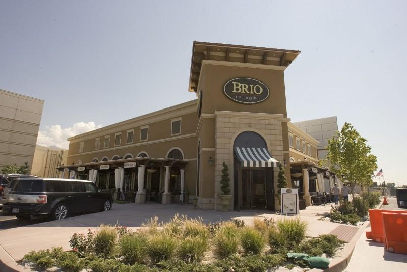 Brio Tuscan Grille In Murray Utah Now Salt Lake